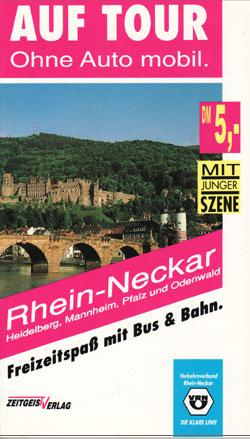 Auf Tour Rhein-Neckar
