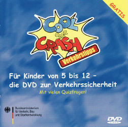 Cool oder Crash DVD Cover