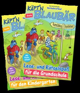 Käpt'n Blaubär Verkehrsfibel 2017 Cover