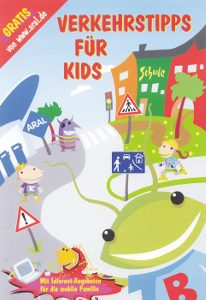 Verkehrstipps für Kids Cover
